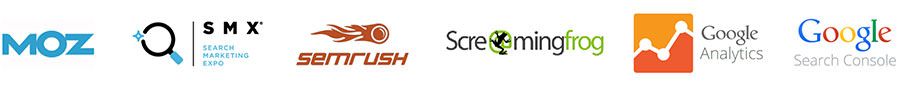 SEO Vendor Logos